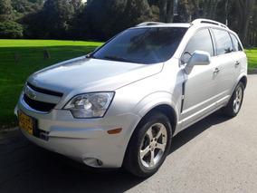 Chevrolet Captiva 4x4 Aut.3.0 Techo Cuero A.a. Full Equipo