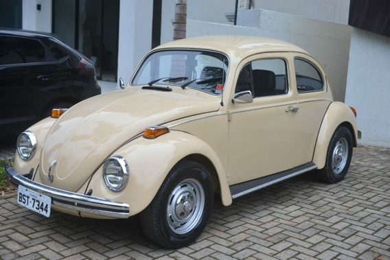 Volkswagen Fusca 1.600 Dupla Carburaç