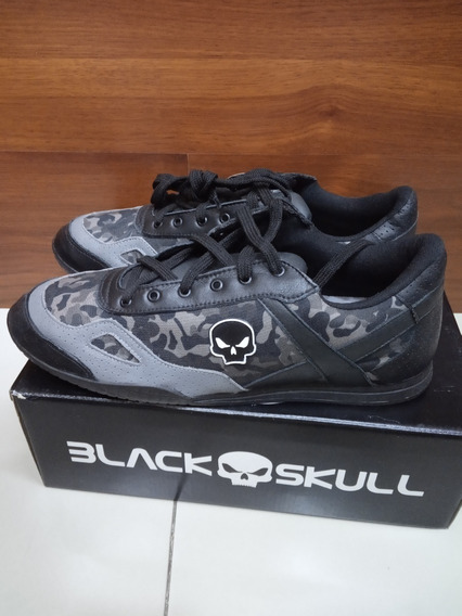 Tenis Black Skull Bs 2050