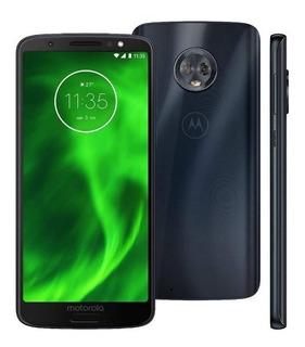 Celular Motorola Moto G6 Plus Xt1926 5,9 64gb 4gb Ram Novo