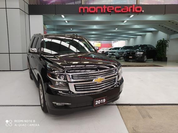 Chevrolet Tahoe Premier 2019 Negro