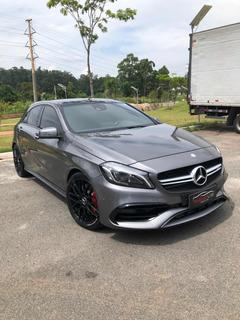 Mercedes-benz Classe A 2.0 Amg 4matic 5p 2017