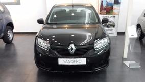 Sandero Expression 1.6 8v. $ 206000,- Entrega Ya!!! Fm