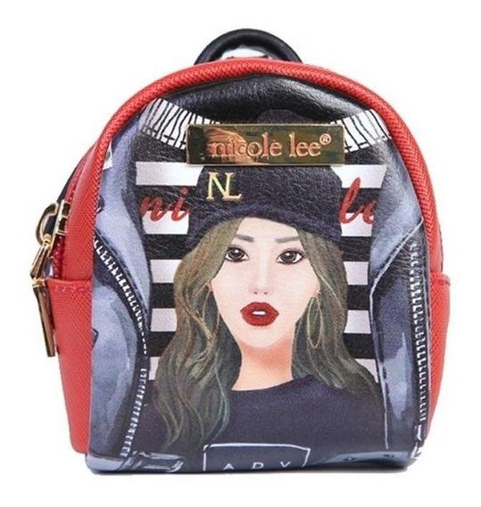Nicole Lee Original Monedero Llavero Paola Is Tomboy Prt6622
