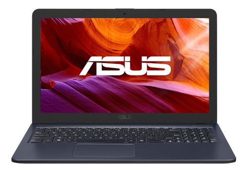 Notebook Asus Laptop X543na-gq304t N3350 500gb 4gb 15.6