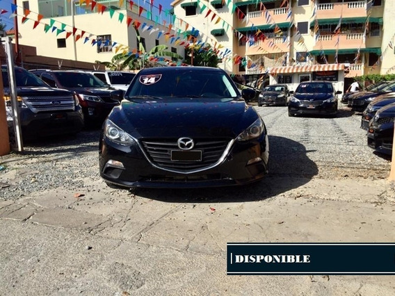 Mazda 3 I Touring 2014, Negro