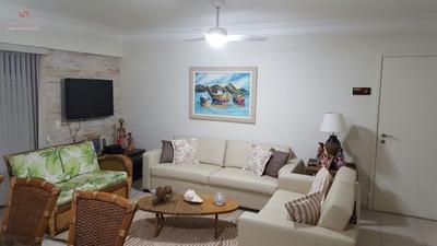 Apartamento Para Venda, 4 Dormitórios, Pitangueiras - Guarujá - 2279