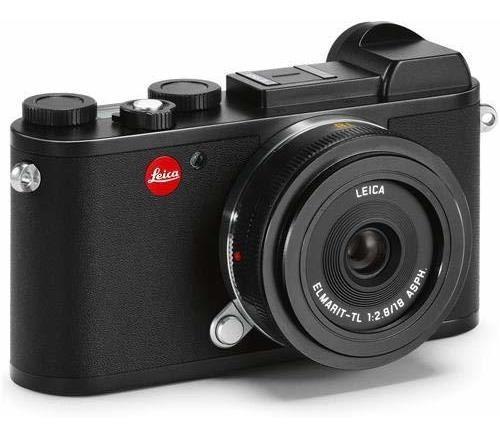 Camara Leica Cl Mirrorless Digital 18mm Lente Black Pack O ®