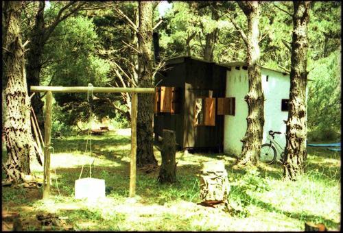 Cabaña En Hermoso Terreno Santa Isabel De La Pedrera