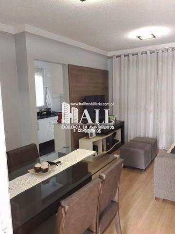 Casa De Condomínio Com 2 Dorms, Condomínio Residencial Parque Da Liberdade Ii, São José Do Rio Preto - R$ 318.000,00, 100m² - Codigo: 3602 - V3602