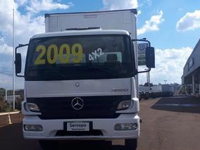 Mercedes-benz 1418 4x2 2p 2009