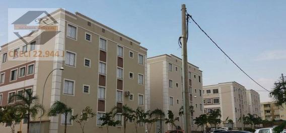 Apartamento Com 2 Dormitórios À Venda, 70 M² Por R$ 72.481,20 - Conjunto Habitacional Doutor Antônio Villela Silva - Araçatuba/sp - Ap2808