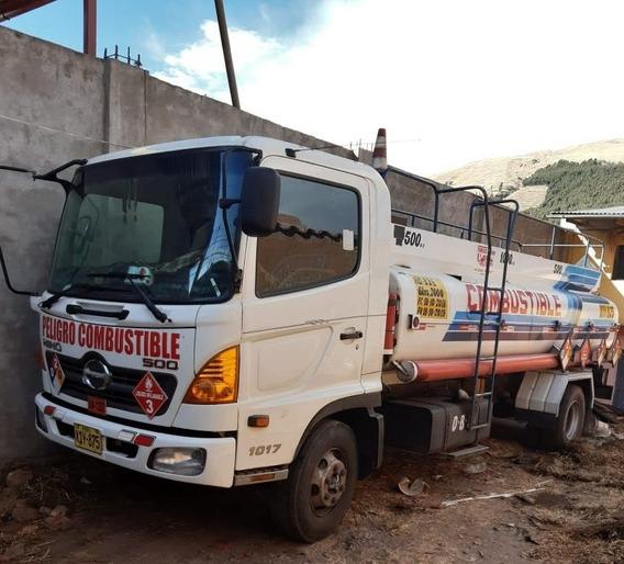 Se Vende Camión Cisterna Hino Modelo Fc 1017 Año 2010