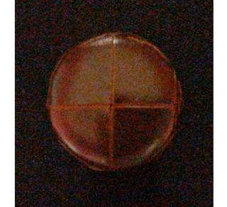 Aia-5015 Botón Cuero T.36 Por Paquete De 144unidades