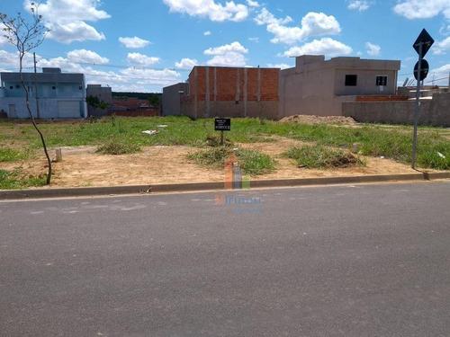 Imagem 1 de 4 de Terreno À Venda, 200 M² Por R$ 138.000,00 - Jardim Esplanada - Campinas/sp - Te0184