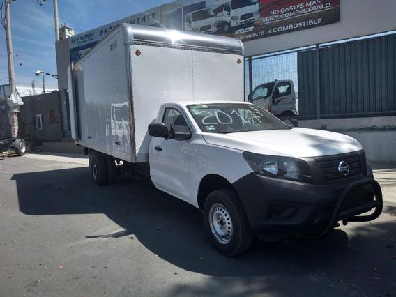 Nissan 2017 Caja Seca Doble Rodada Motor Diésel Nuevo 5000k