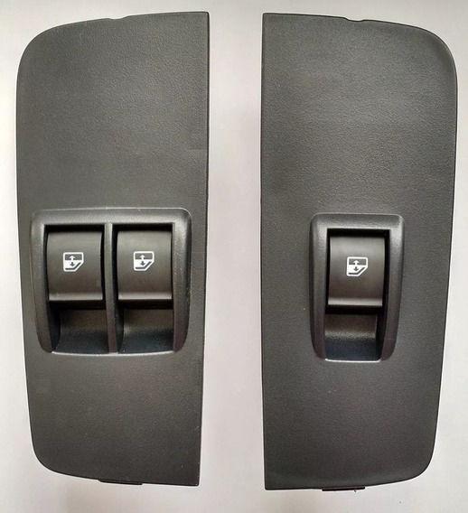 Kit Interruptor Botão Vidro Elétrico Strada 2013 2014 2015