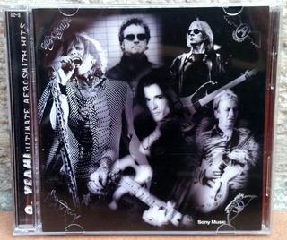 Aerosmith (ultimate Hits, 2cd) Rolling Stones, Ac/dc, Nuevo.