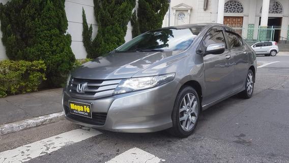 Honda City 1.5 Ex Flex Aut. 4p 2012 Completo