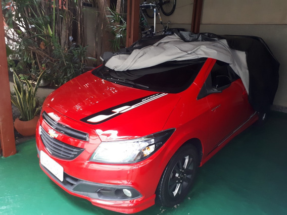 Chevrolet Onix 1.4 Mpfi Effect Flex 5p Manual
