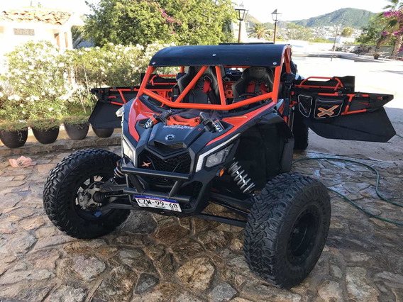 2018 Can Am Maverick X3 Xrs Max