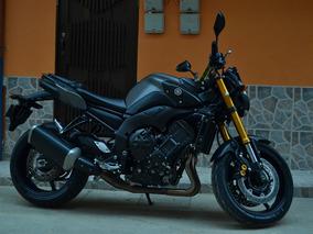 Yamaha Fz 8 Naked.. Negra 800c.c.