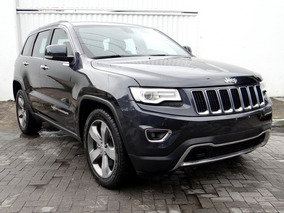 Jeep Grand Cherokee Limited 3.0 Tb 2015