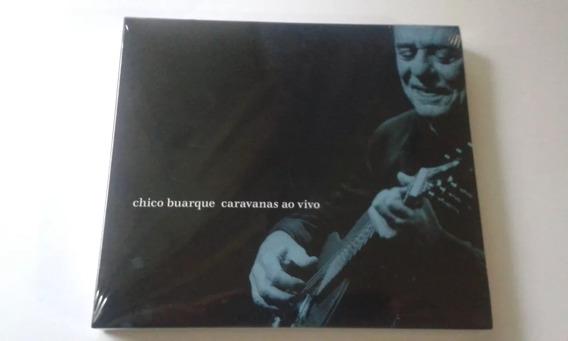Chico Buarque-caravanas (lanç,-02 Compt Disc Ao Vivo-2018)