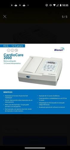 Eletrocardiografo