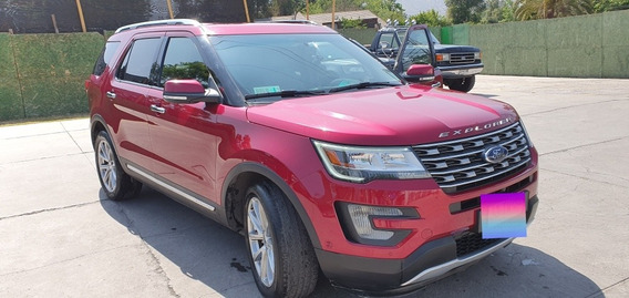 Ford Explorer Limited 4x4 2.3 Ecoboost 2017 Automática