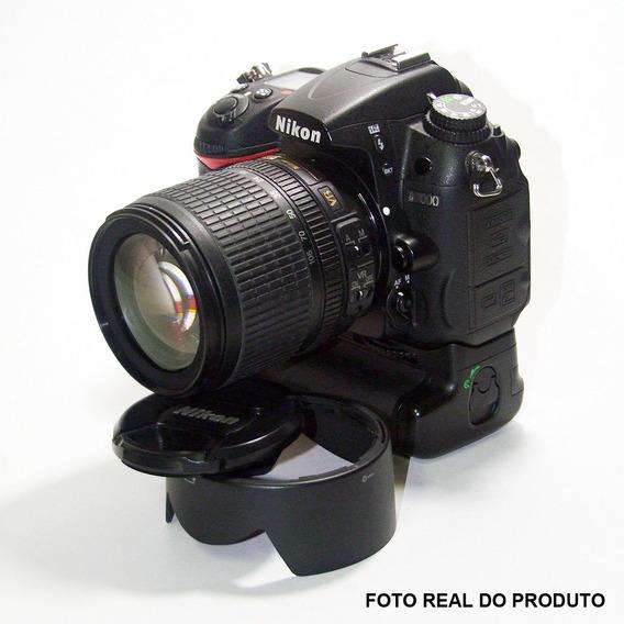 Camera Nikon D7000 - 16.2mp + Lente 18-105mm + Grip
