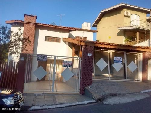 Imagem 1 de 3 de Casa Para Venda Em Atibaia, Vila Massoni, 4 Dormitórios, 2 Suítes, 2 Vagas - 070_1-783300