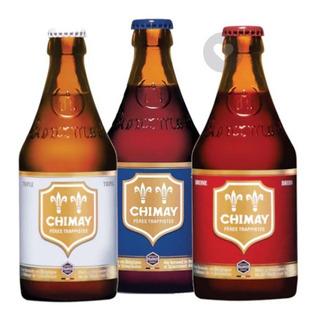 Cerveza Belga Chimay Precio X 6 Unidades