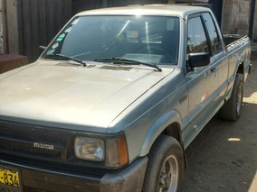 Camioneta Mazda Pick-up 1987 Mazda B2200 Se5 Cab Plus