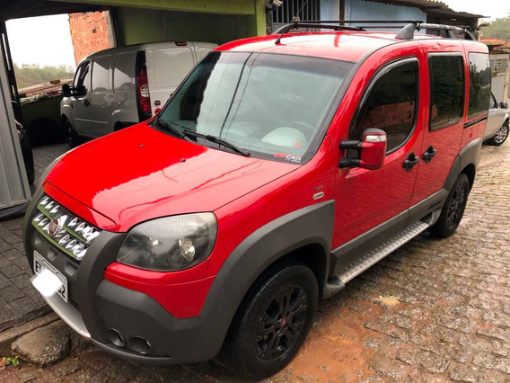 Fiat Doblo Adventure Locker 1.8 2011