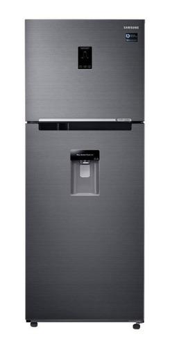 Heladera Samsung Rt38 Inverter Black No Frost 380 Lts