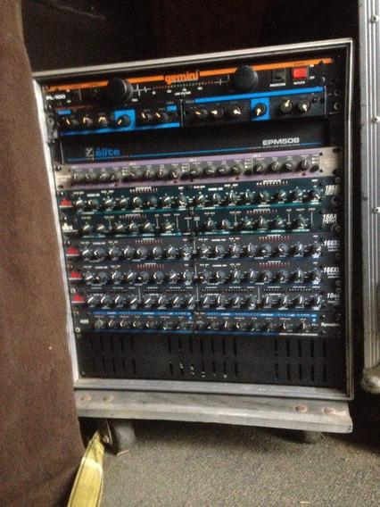 Compresores Gate Limitadores Dbx 1046- 166a-166xl Usados