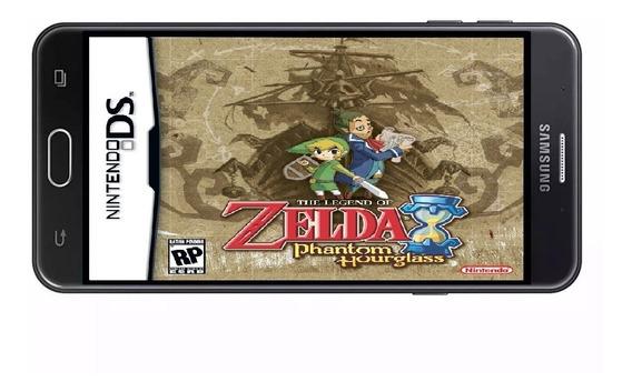 Zelda Phantom Hourglass De Nintendo Ds Para Tu Android Y Pc