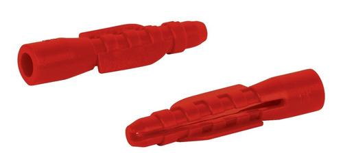 Taquete Plastico 1/4' Fiero 44199