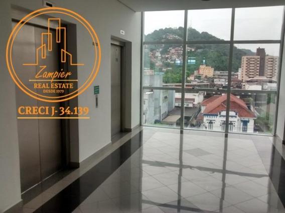 Sala Conjunto Comercial - Paquetá - Santos - 1824