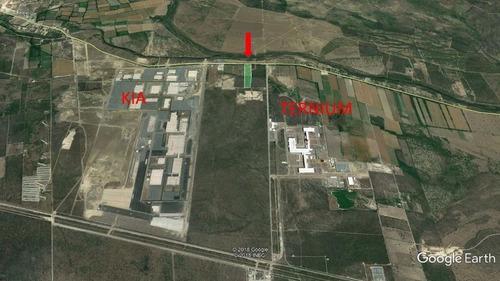 Imagen 1 de 1 de Terreno Industrial - Venta - Pesquería Nl.