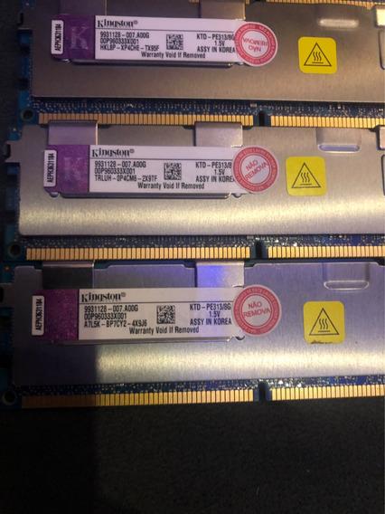 Memória Kingston Mac Pro. Ddr3.4x8gb. (aplee)