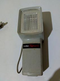 Flash Kako Spark Antigo , Raro E Funcionando Perfeitamente