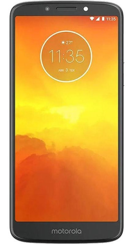 Usado: Motorola Moto E5 16gb Platinum Excelente
