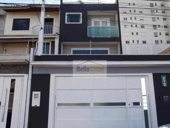 Casa Residencial À Venda, Vila Nova Socorro, Mogi Das Cruzes. - Ca0452