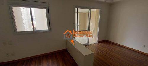 Imagem 1 de 11 de Studio Para Alugar, 38 M² Por R$ 2.000,00/mês - Jardim Flor Da Montanha - Guarulhos/sp - St0029