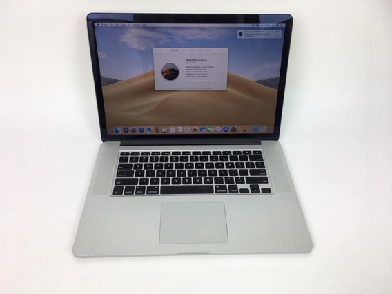 Macbook Pro A1398 2013 15 Poleg. I7 8gb 256ssd - Impecável