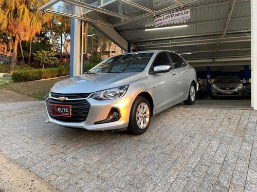 Imagem 1 de 8 de Chevrolet Onix Plus 2020 1.0 Lt Turbo Aut. 4p