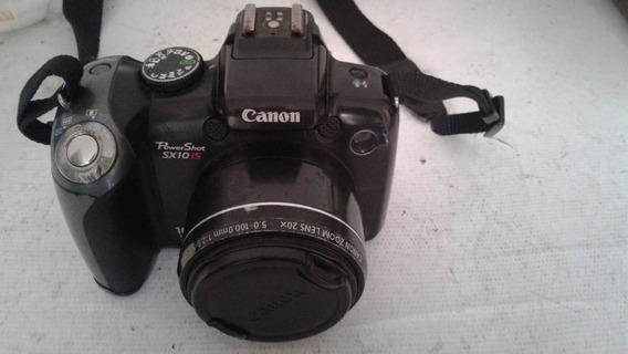 Máquina Fotográfica Canon Powershot Sx10is