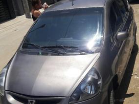 Honda Fit D Ex 5vel Ba Mt 2006